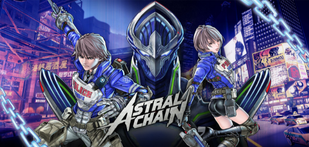 Test : Astral Chain