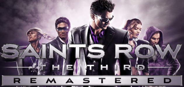 Test : Saints Row The Third Remastered