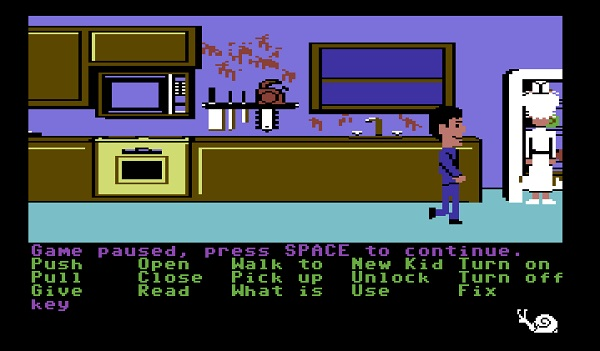 Maniac Mansion Kitchen 600 x 351
