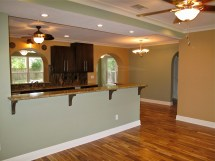 Pensacola Open Plan Ranch Remodel And