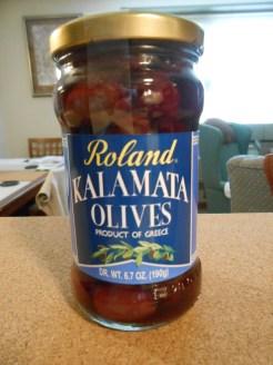 ROLAND KALAMATA OLIVES