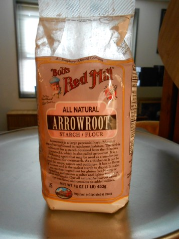 BOB'S RED MILL AROWROOT FLOUR