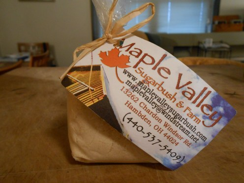 MAPLE VALLEY MAPLE SUGAR