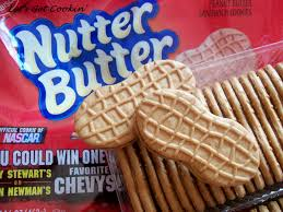 NUTTER BUTTER COOKIES LARGE