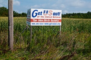 John Birch Society formed in 1958