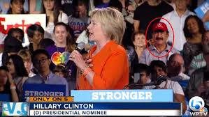 Orlando Terrorists' Father At Hillary Rally
