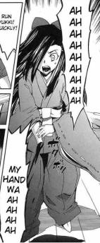 Future Diary manga