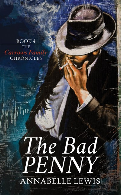 eBook Cover The Bad Penny
