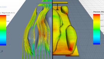 FLUENT's Erosion Model to Investigate Erosion in a 90 degree