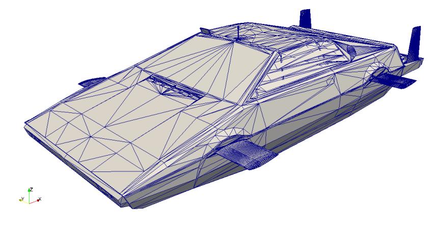 wet nellie 3D model