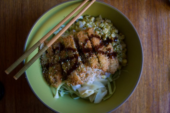 Tonkatsu | The Answer is Always Pork