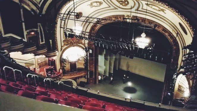 New York girls trips 2015. Palace Theater
