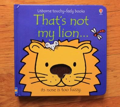 Children's Books - That's not my lion