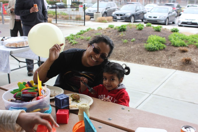 Asha's 3rd birthday party celebration in Raleigh NC