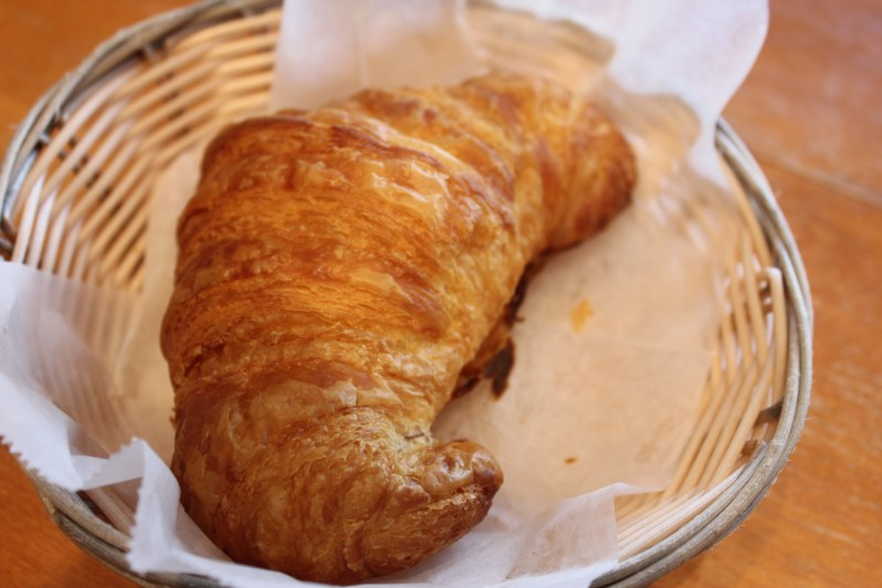 The Best Croissant Quest. The Night Kitchen, Raleigh