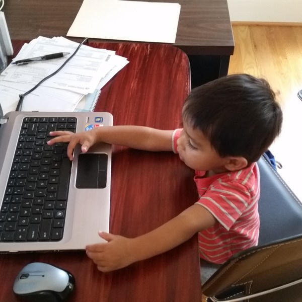 Arjun typing