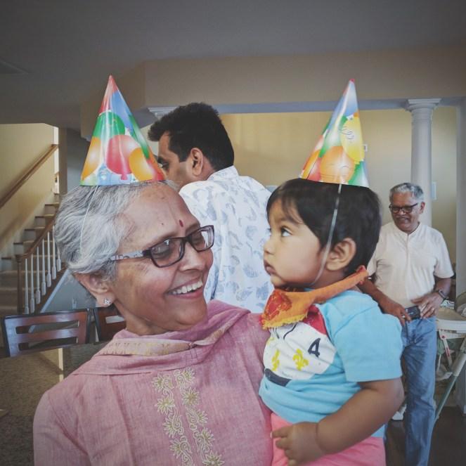 Arjun's 3rd birthday
