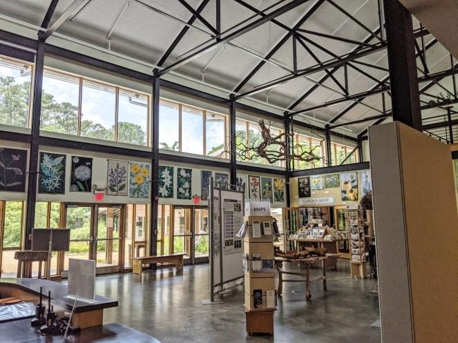 North Carolina Botanical Garden, Chapel Hill