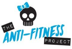 The Anti-Fitness Project logo