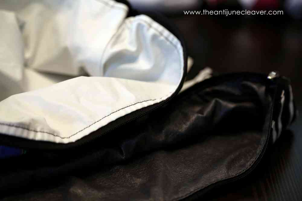Monkey Foot Designs Wet Bag Review