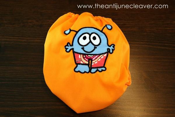 Baby Babu Cloth Diaper Review #clothdiapers