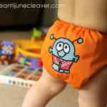 Baby Babu Cloth Diaper Review