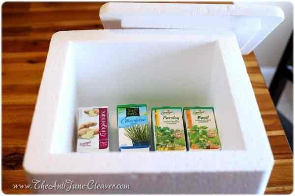 Daregal fresh frozen herbs #review