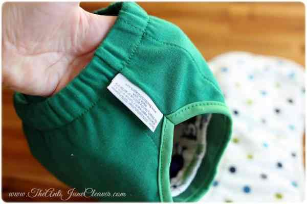 Best Bottom Cloth Training Pants #review #clothdiapers
