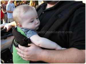 Safer Babywearing is Happier Babywearing #freedomtogether #babywearing