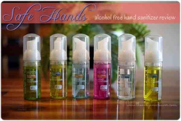 Safe Hands Hand Sanitizer Review