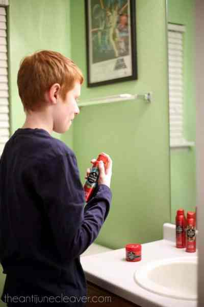 How To Scent Responsibly from Old Spice #SmellcomeToManhood