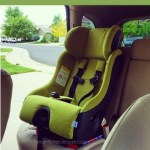 Clek Foonf: The Mother of all Car Seats {review}