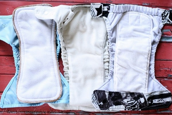 AI2 diapers. What are they and how do they work? #clothdiapers