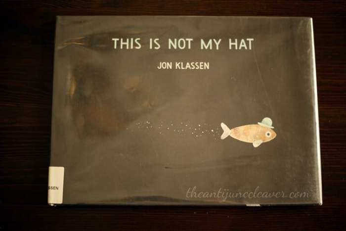 A Look in the children's book: This is Not My Hat by Jon Klassen