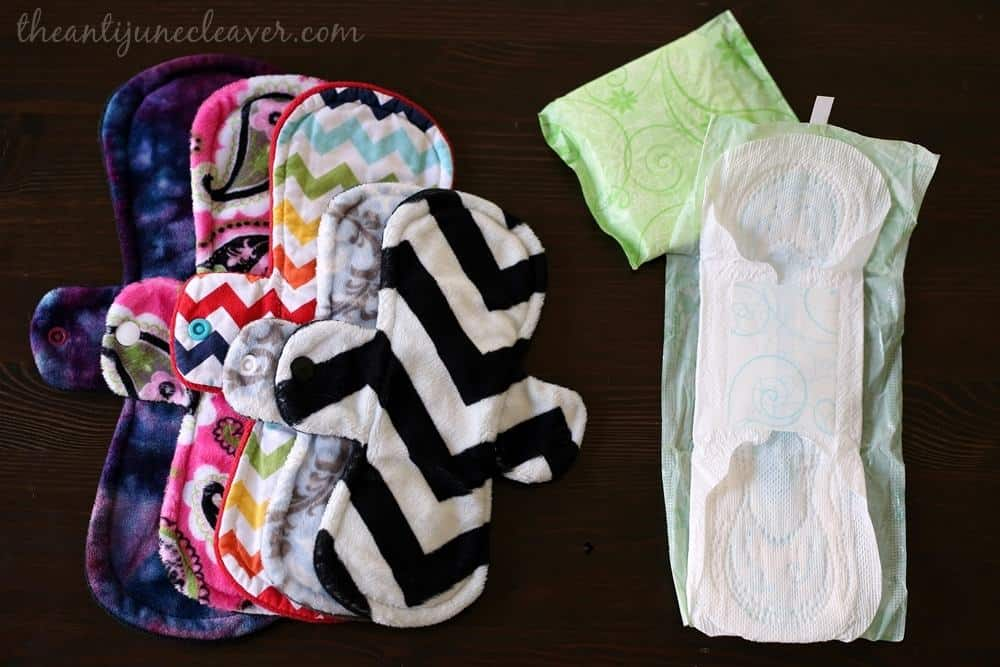 Why I REALLY use cloth