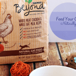 Feed Your Cats Naturally with Purina Beyond and Get Your $5 Coupon