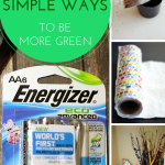 10 Simple Everyday Changes You Can Make to Be More Green