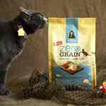 Healthy Cats are Happy Cats with Rachael Ray Zero Grain