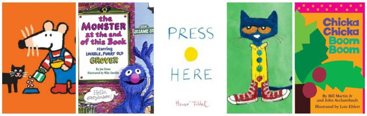 Picture books for toddlers - Celebrating Our Favorite Books for International Children's Book Day