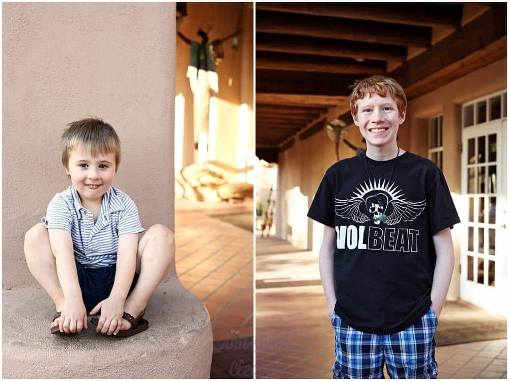 Road trip with kids: our trip to Santa Fe, New Mexico #FueltheLove #ad #cbias