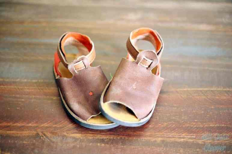 Soft Star shoes - stylish leather kids shoes and sandals {review}