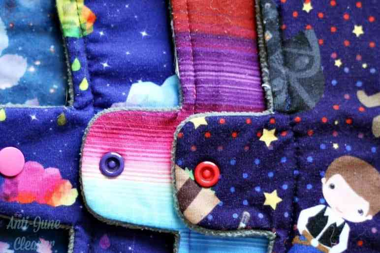 Cloth pads: which mama cloth fabric is best for you? {Part 2}