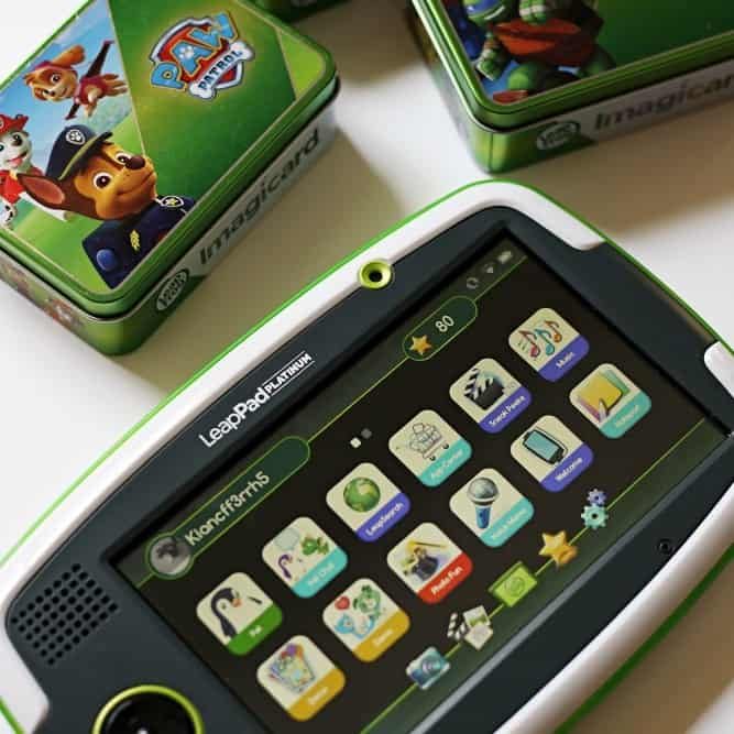 Pre-K is a Breeze with the LeapPad Platinum