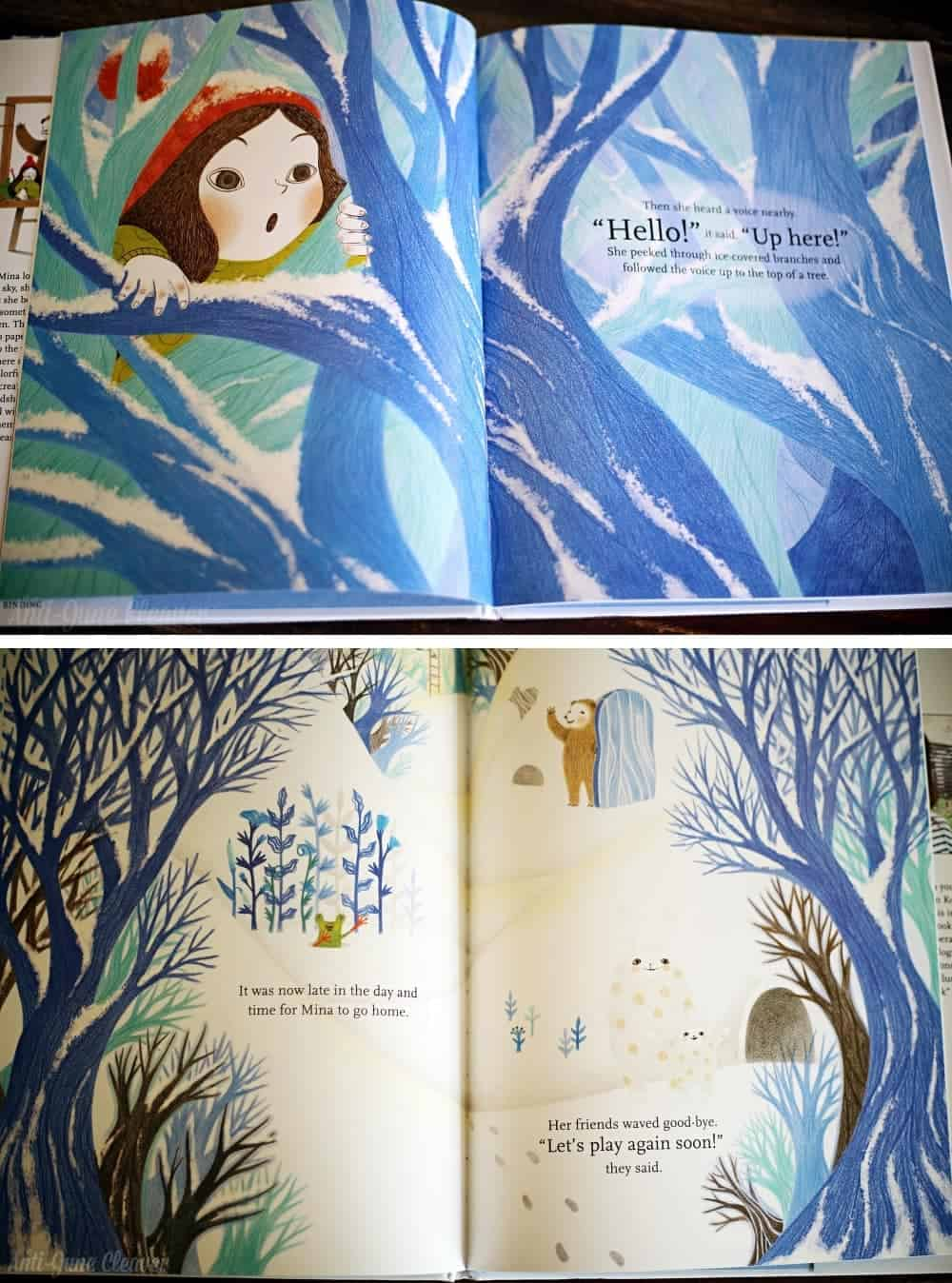 Holiday Gift Guide: Children's Books from Peter Pauper Press - Mina's White Canvas