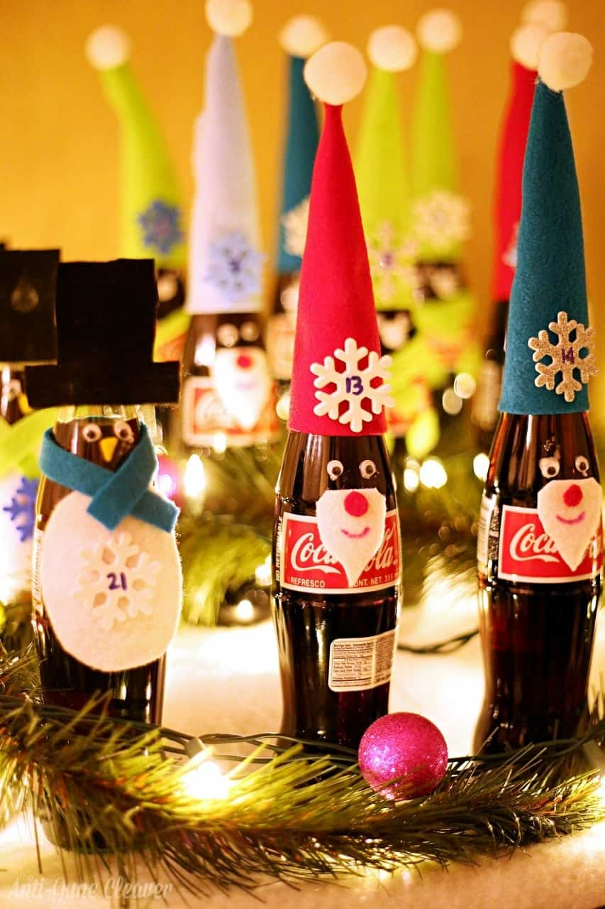 Coca Cola Whoopie Pies & DIY Advent Calendar #ShareHolidayJoy (ad)