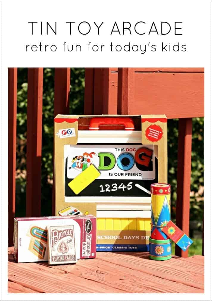 Holiday Gift Guide: Retro Toys from Tin Toy Arcade