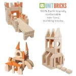 Holiday Gift Guide: Unit Bricks Earth-Friendly Building Blocks