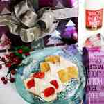 Share the Holiday with Tea Cookies Plus a DIY Ribbon Gift Bow