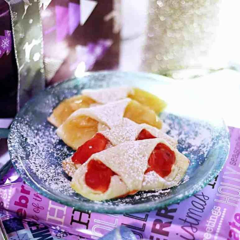 Fruit & Cream Cheese Cookies