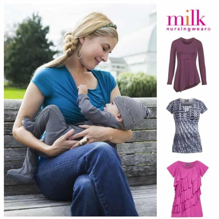 Milk Nursingwear Nursing Top Review